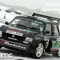 Metro 6R4 in the snow