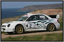 Steve and Yvonne Furzeland - 2010 winners TSH stages